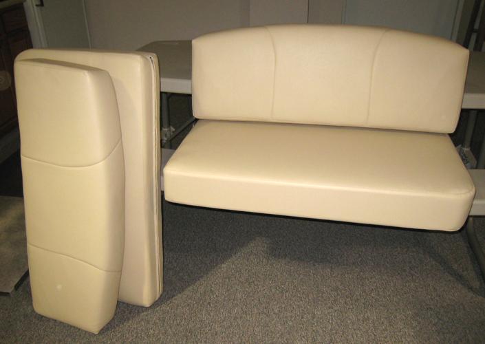 how to make camper cushions