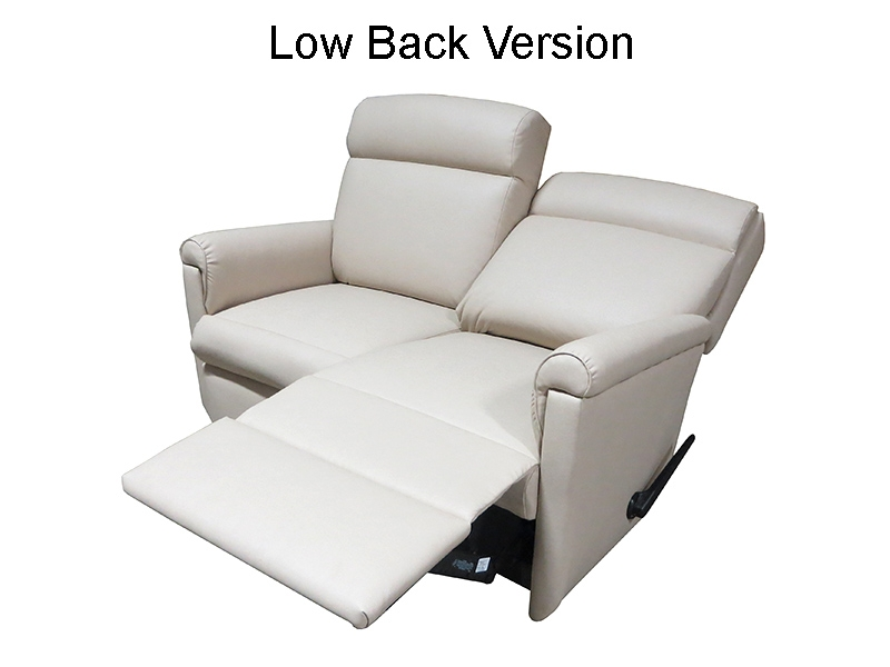Lambright Harrison Rv Double Recliner Love Seat