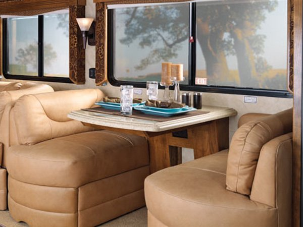Villa Ld Rd Dinette Booth Non Bed