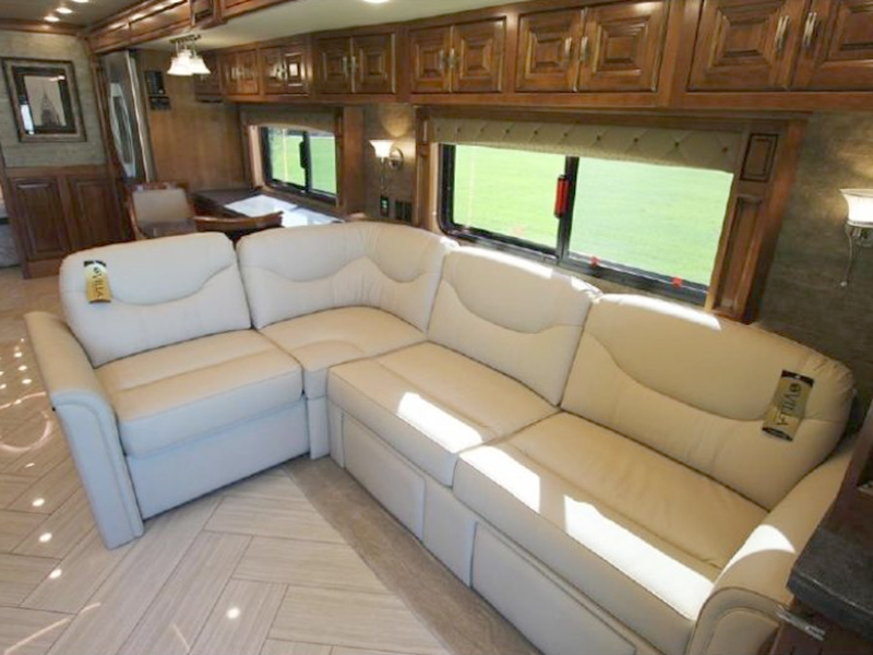Rv Sectional Sofa Roaming Times Rv News And Overviews