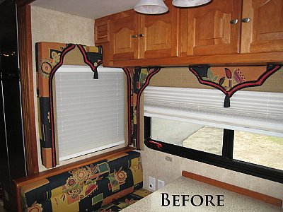 Amish Wood on Amish Made Solid Wood Valences