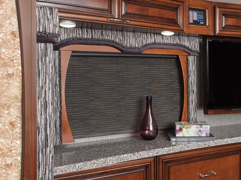 Rv Curtains And Shades Home The Honoroak