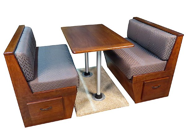 Rv Furniture Product : Rv and marine dinette table