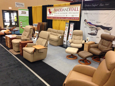 Bradd And Hall Attends Numerous RV Rallies Throughout The Year Where You  Can Learn More About The RV Furniture Products We Offer