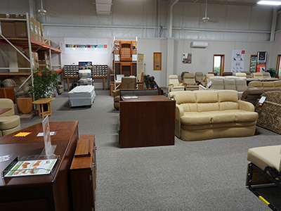 Superior Our RV Furniture Showroom, Wood Shop And Warehouse In Elkhart Indiana  Features Our Latest And Most Popular Flexsteel, Lafer, Fjords, Villa, RV  Hardwoods And ...