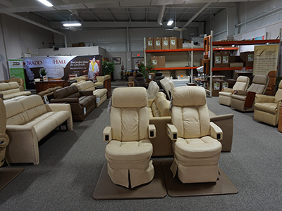 Lovely Our RV Furniture Showroom, Wood Shop And Warehouse In Elkhart Indiana  Features Our Latest And Most Popular Flexsteel, Lafer, Fjords, Villa, RV  Hardwoods And ...