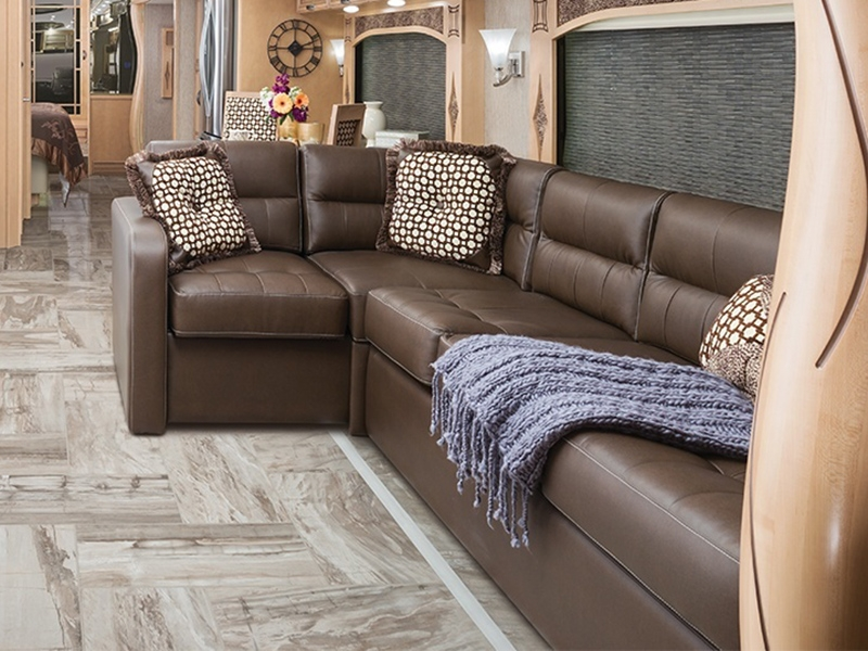 Villa International Expanding L Sofa