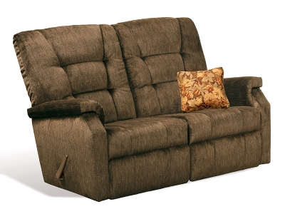 Lambright Superior Rv Double Recliner Love Seat